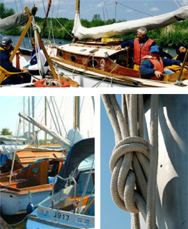 Yachts for Sailing Lessons