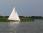 Sailing on the Norfolk Broads